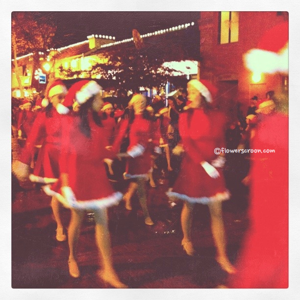 Morgan Hill Christmas Parade