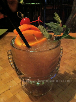 HippopotoMai-Tai at Trader Sam's