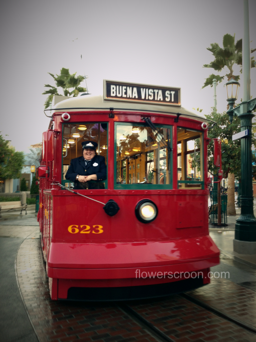 Buena Vista St. Trolley