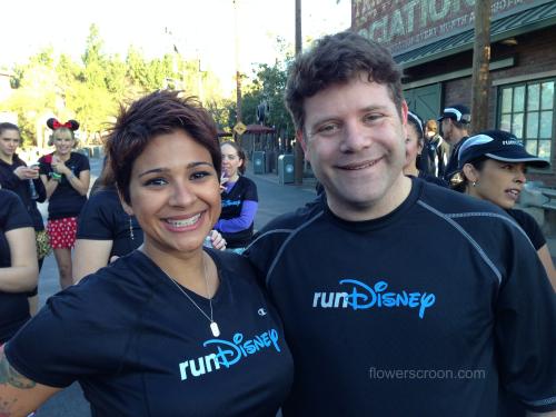 Sean Astin and I