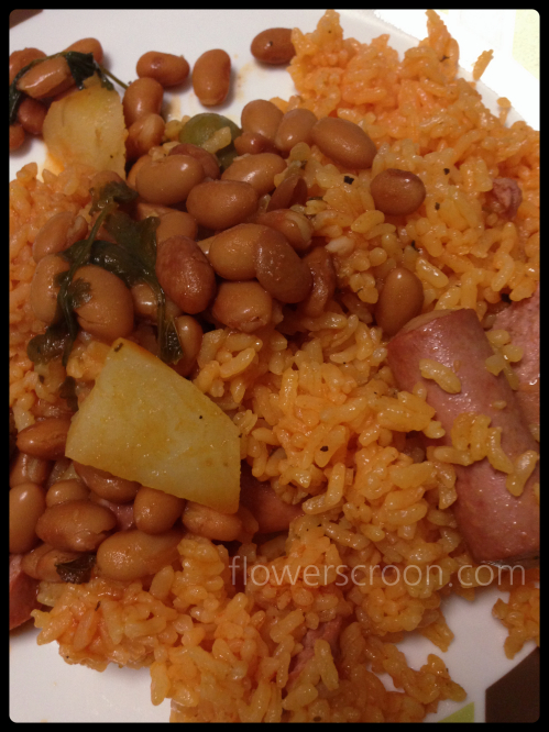 One of my favorite Puerto Rican dishes
