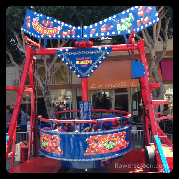 Fun rides for the kids
