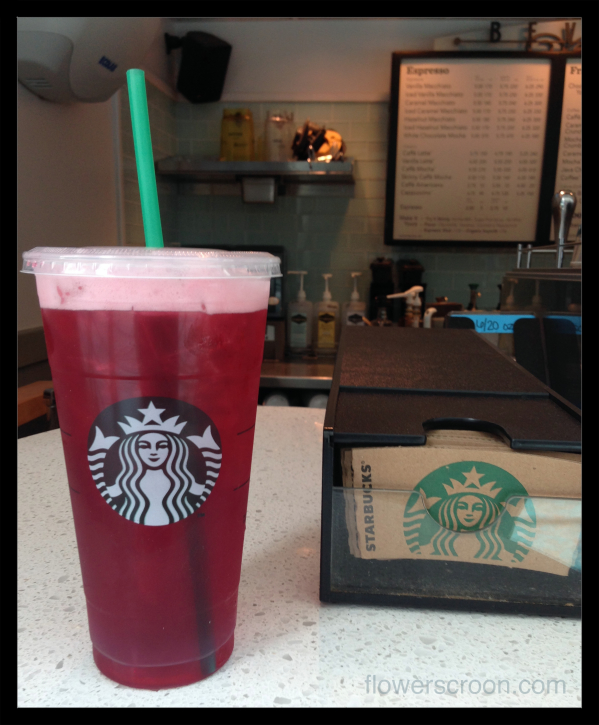 Passion Tea - no classic syrup