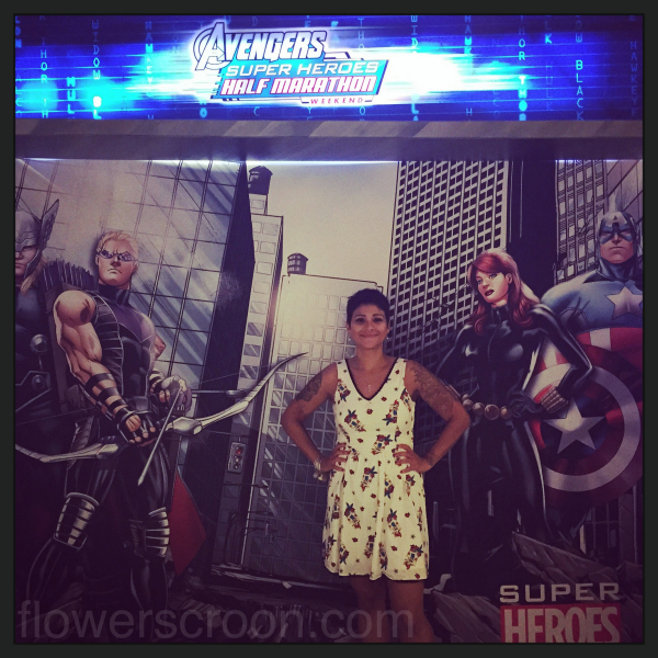 rundisney Avengers Half Marathon Expo photo.jpg