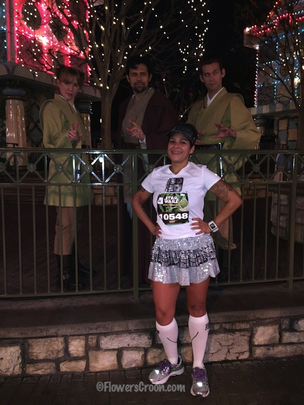rundisney star wars 10k jedis