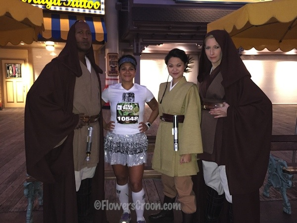rundisney star wars 10k jedis california adventure