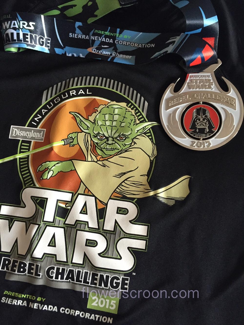 Rebel Challenge Medal Vader