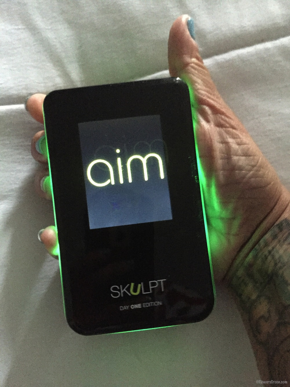 Skulpt Aim at start-up