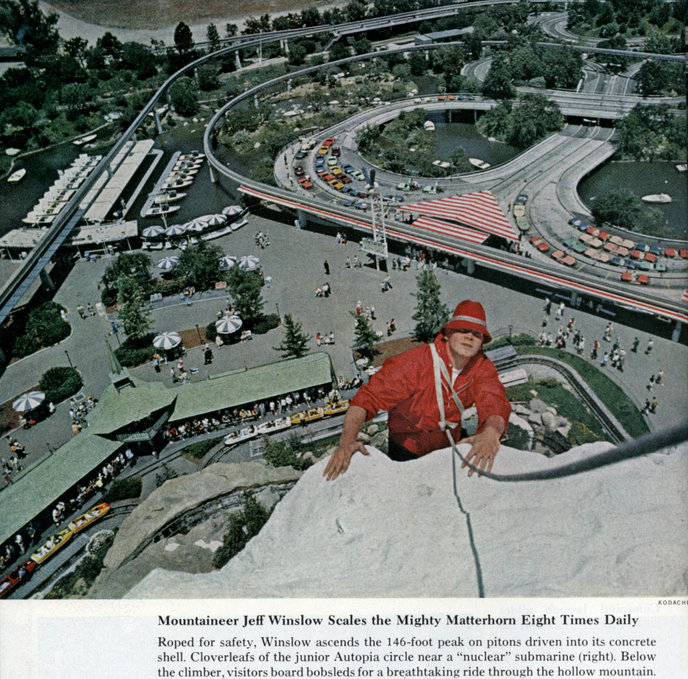 Photo: National Geographic 1963