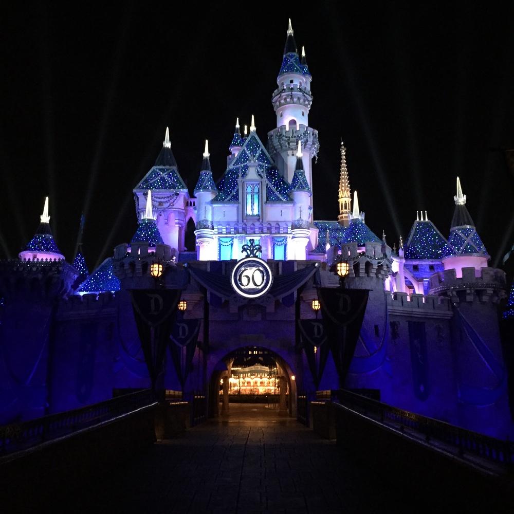 Stargazing Blooms In Anaheim Ca: Disneyland Half Marathon 10th Anniversary Party Recap