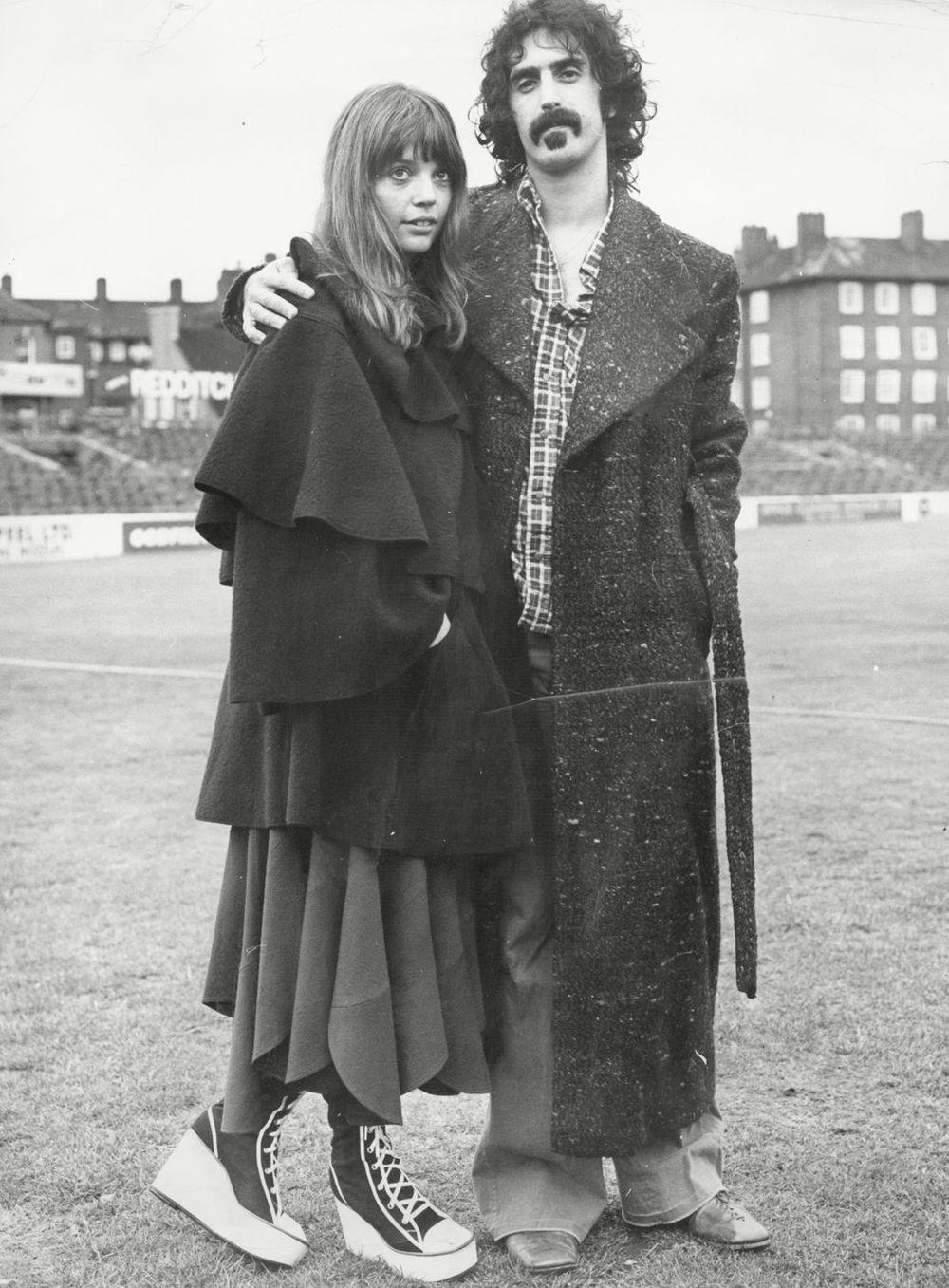 RIP Gail Zappa