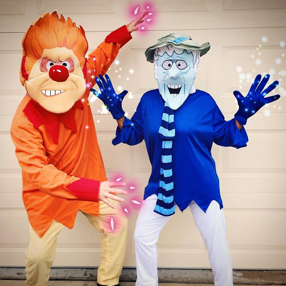 The Miser Brothers, Halloween 2014