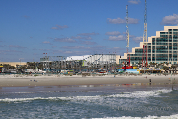 Daytona Beach Boardwalk & Pier
