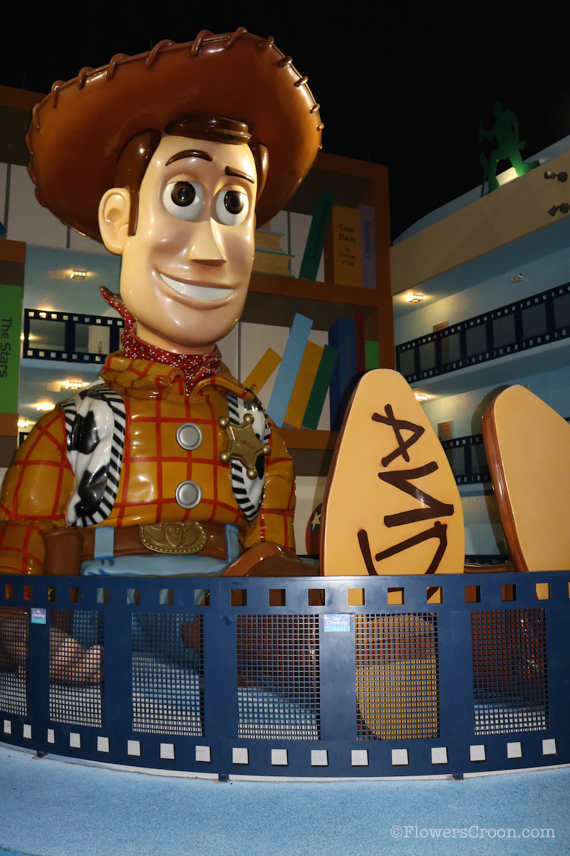 Disney All Star Movies Review Woody
