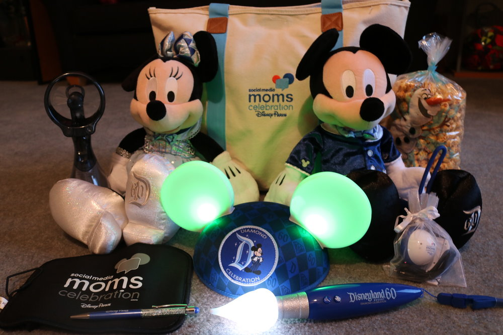 #DisneySMMCDLR Gift Bag