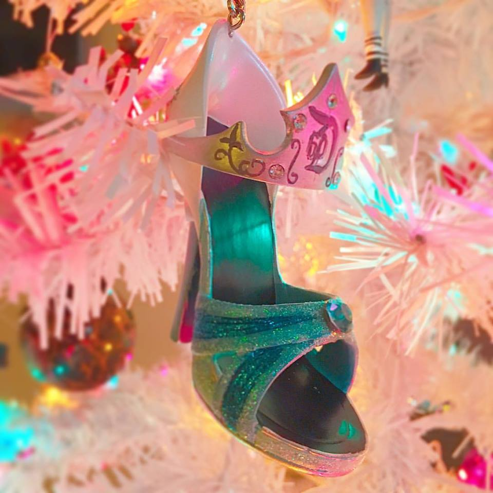 #Disneyland60 Princess Aurora Shoe