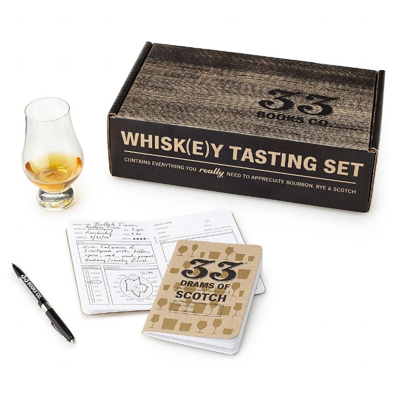 Whiskey Tasting Kit