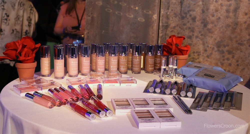Neutrogena table at DisneySMMC