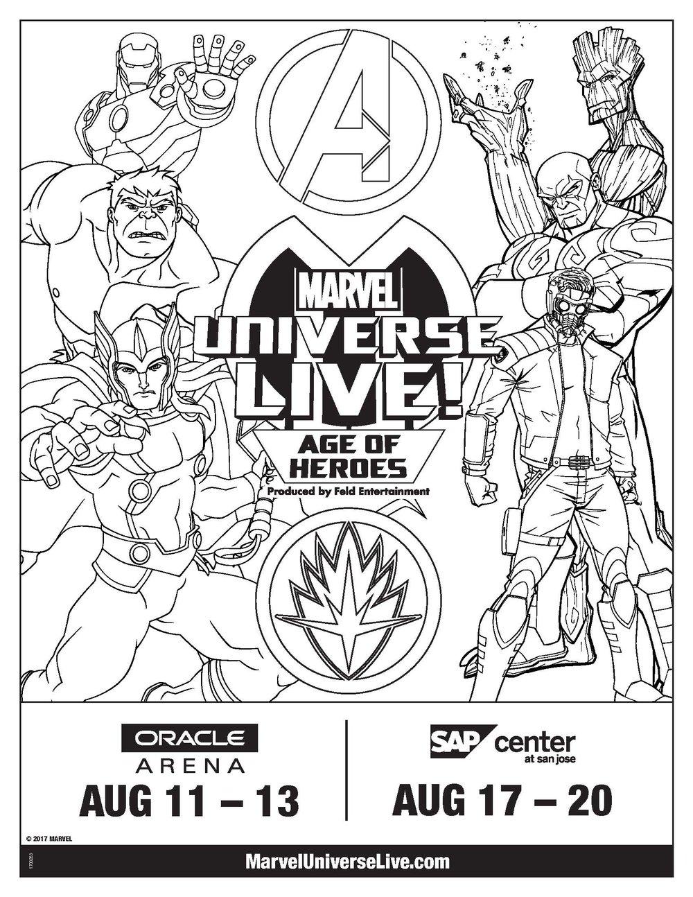 Marvel-Printable