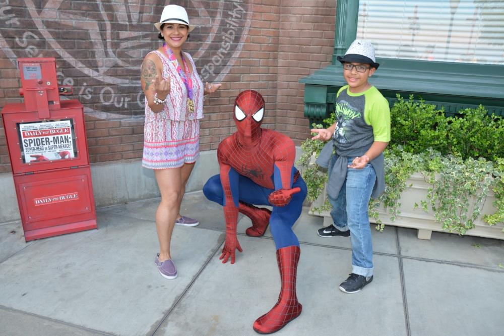spiderman-disneyland