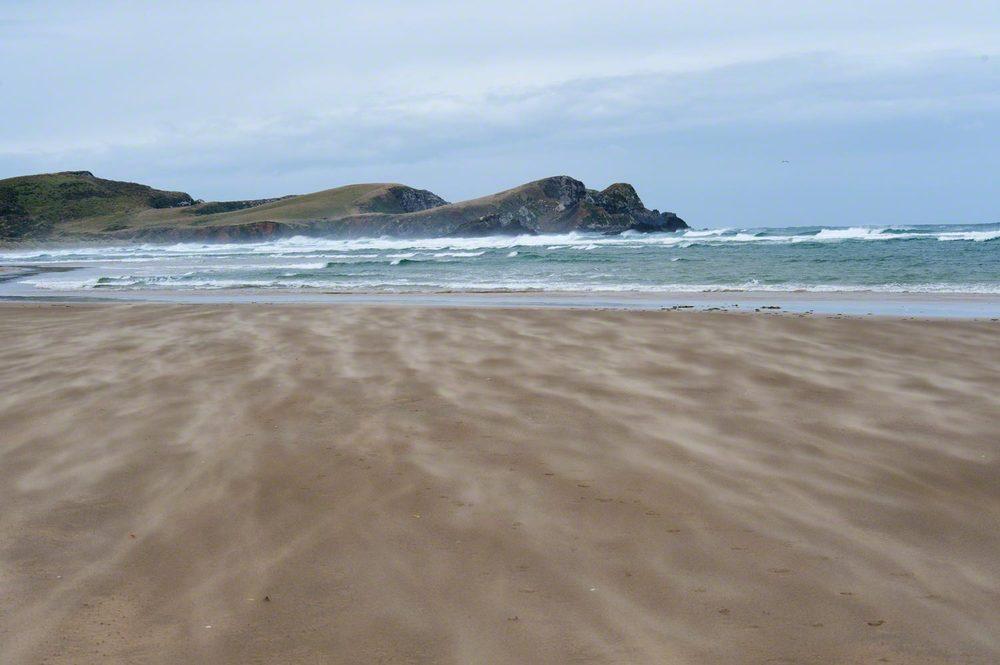 Suret Beach South Island