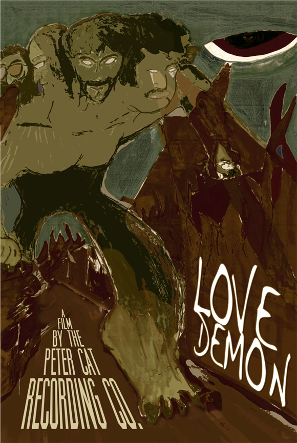 Love Demon was a lo-fi tour documentary shot and produced by PCRC in 2012.