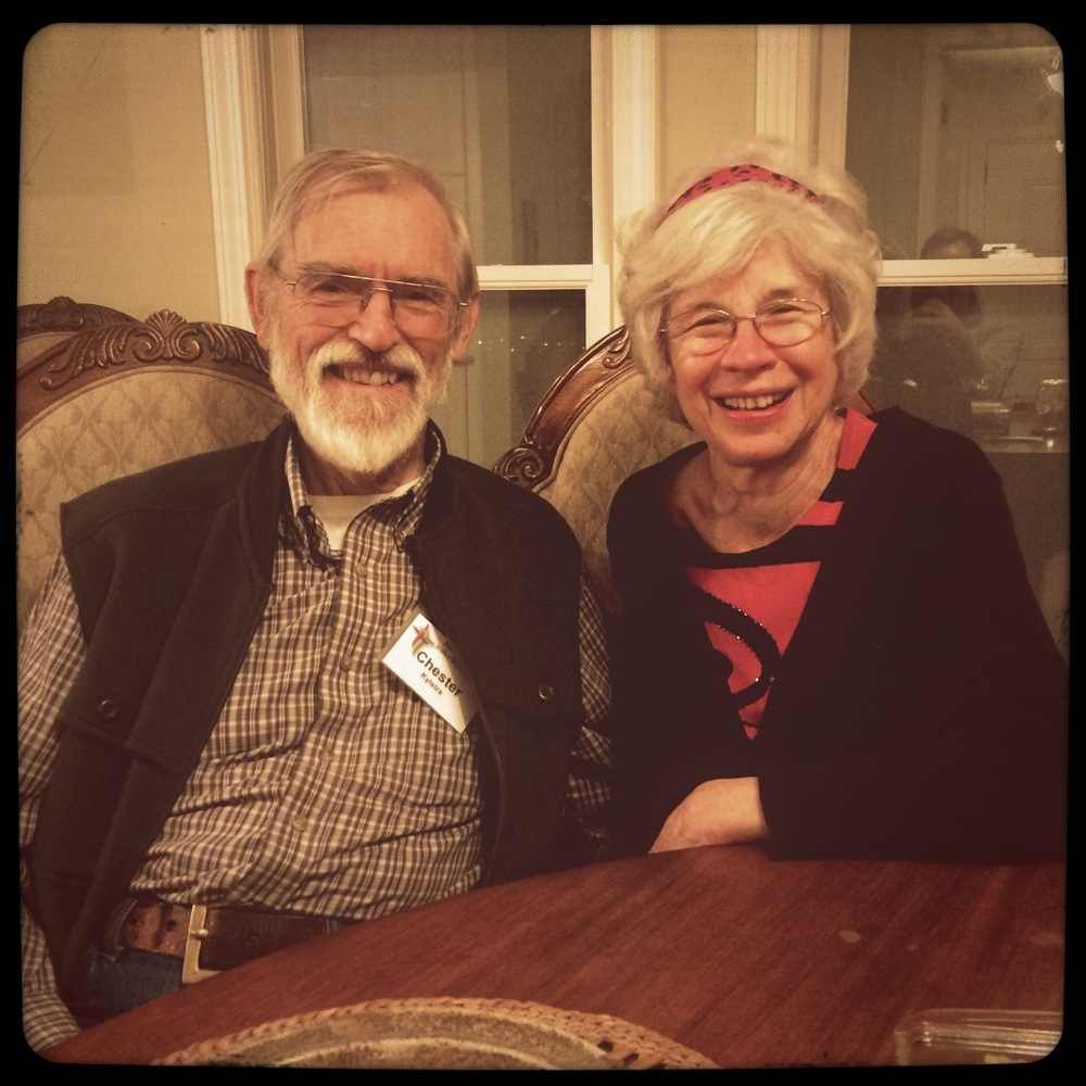 Chester & Betsy Kylstra