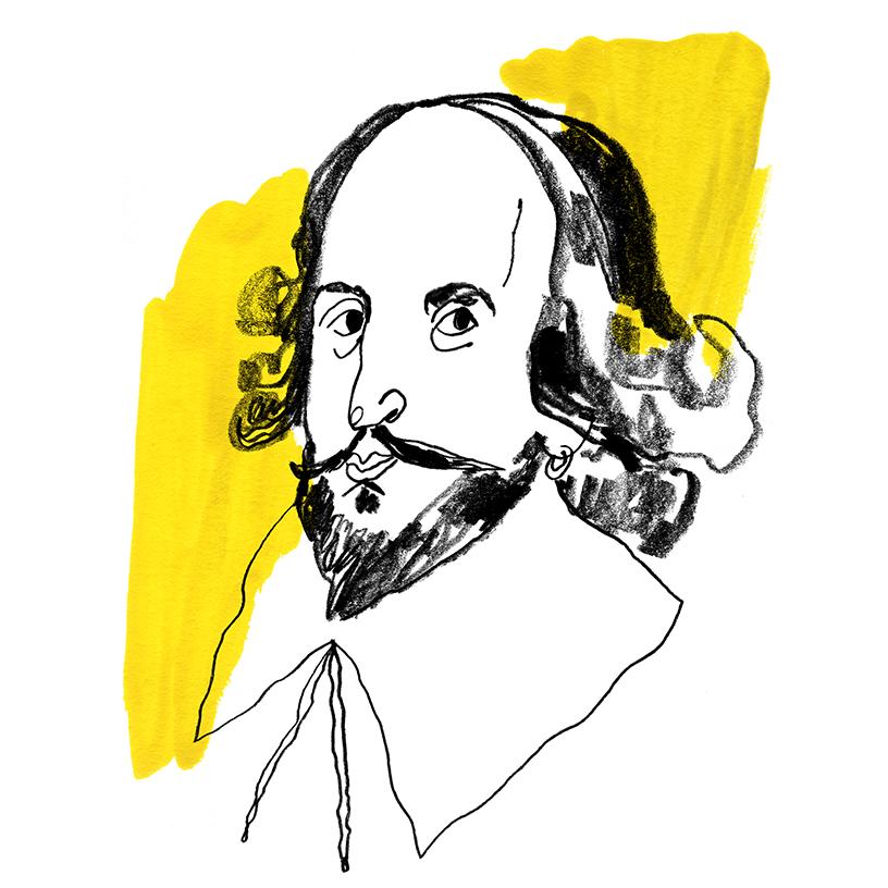 Shakespeare Turns 400!