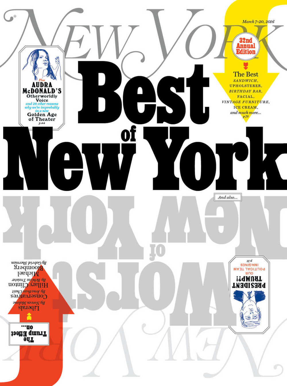 New York Magazine / AD Thomas Alberty