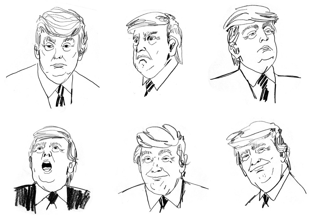 Donald Trump (Sketches)