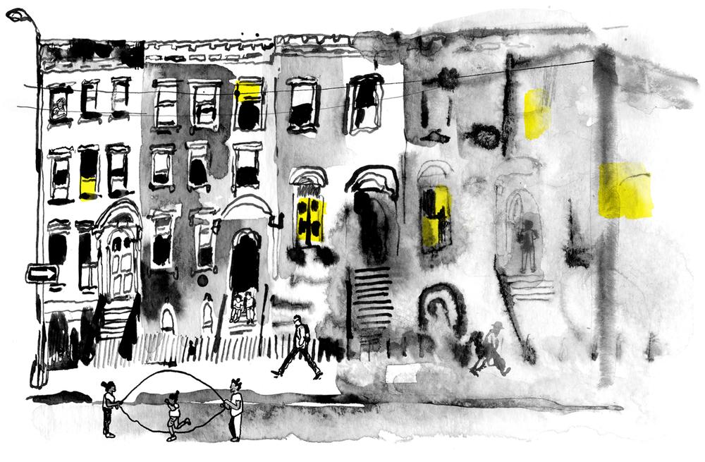 Vanishing Cities