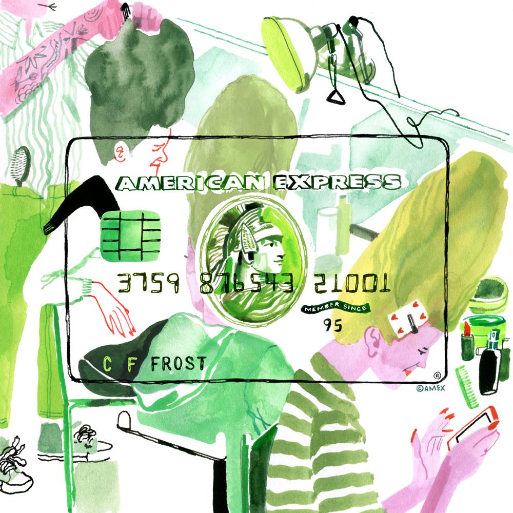American Express / AD AllDayEveryday