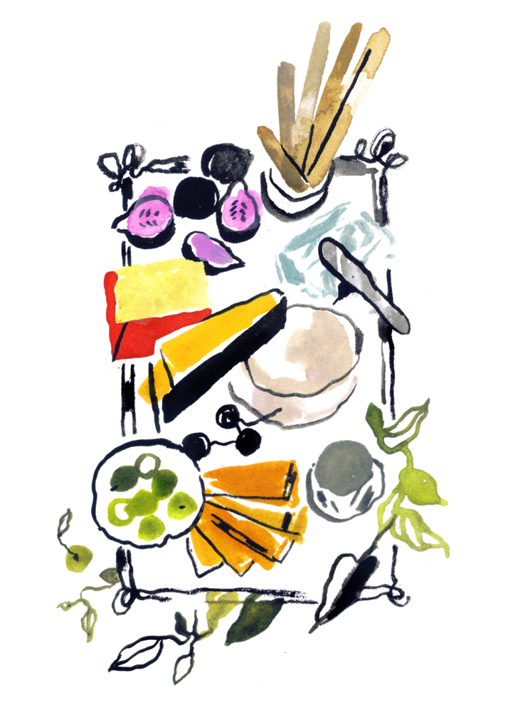 Fine Cooking Magazine / AD Teresa Fernandes