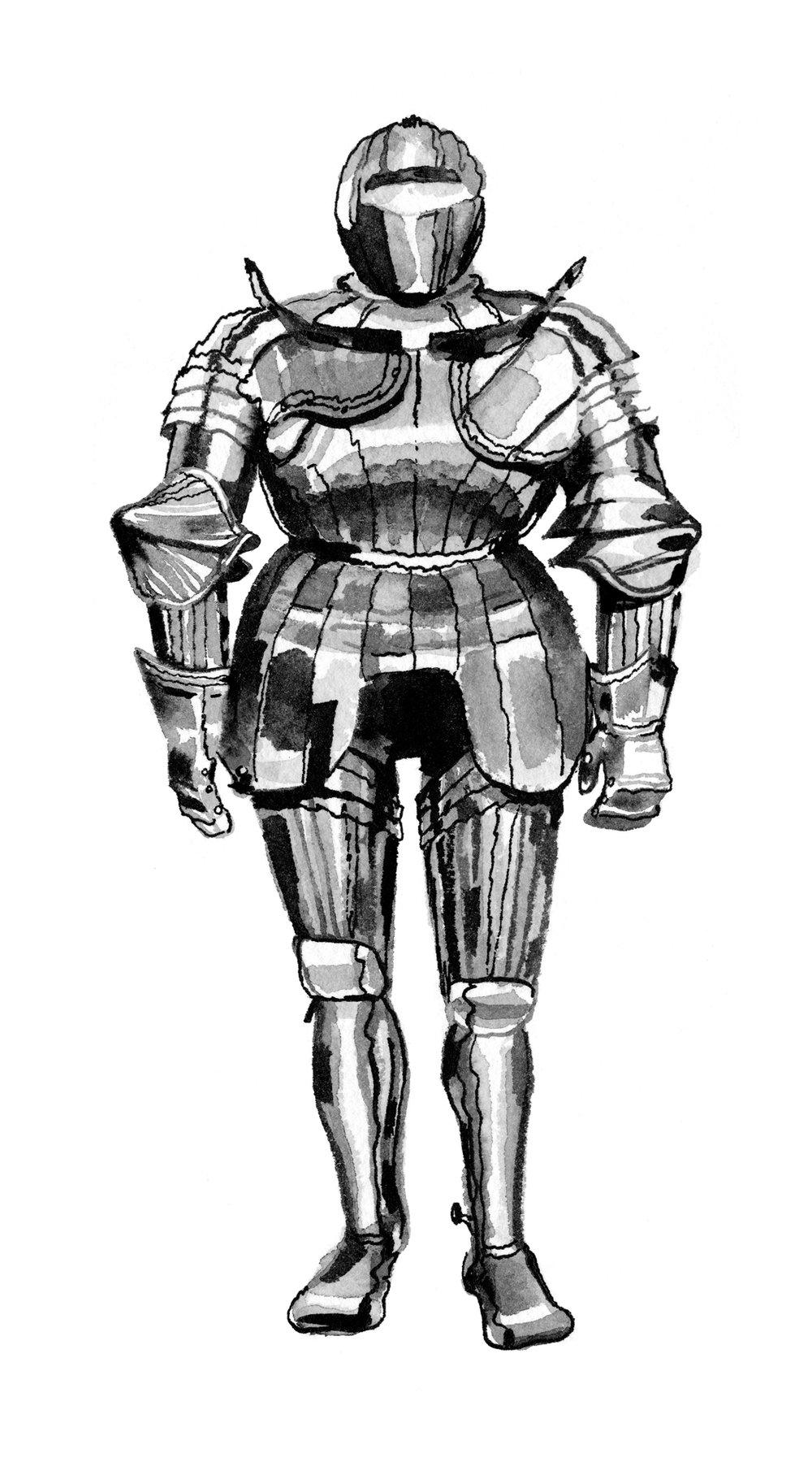 Armor from The Metropolitan Museum of Art