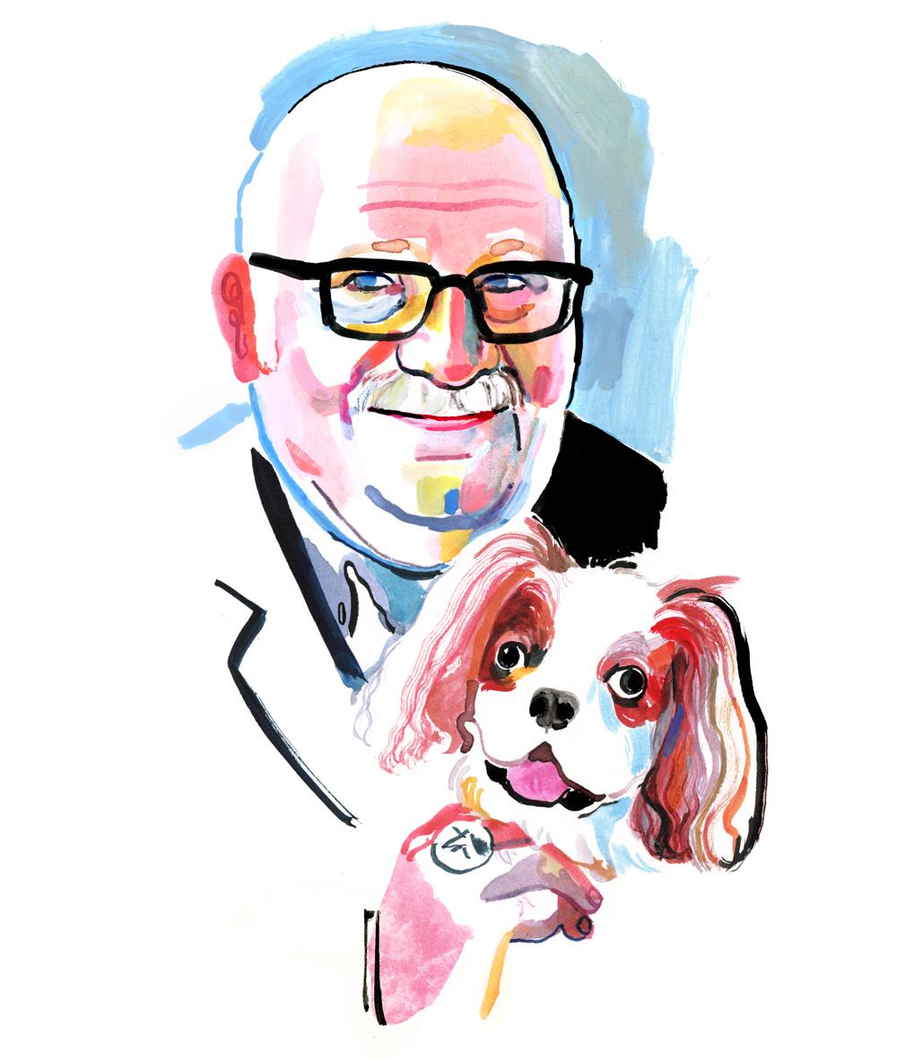 Dog Whisperer Stanley Coren