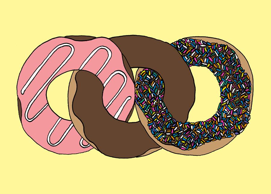 Donut Chain• 04.08.2013