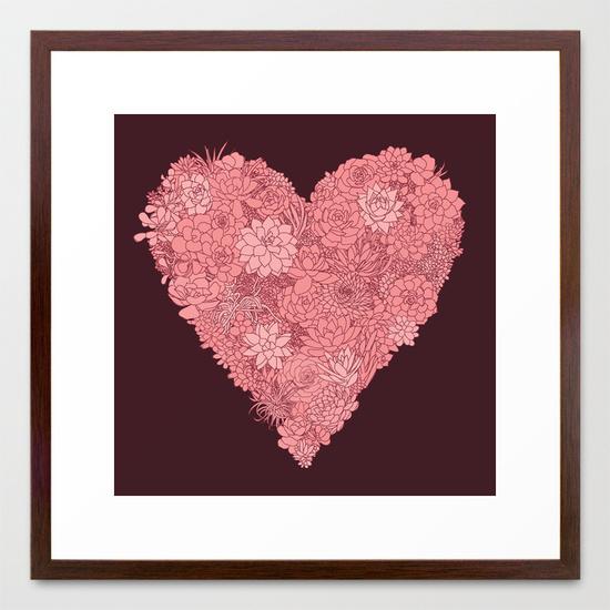 succulent_heart