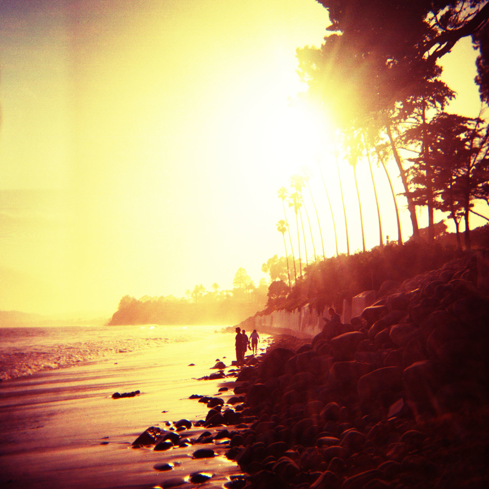Apocolyptic Sunshine  • Santa Barbara, CA