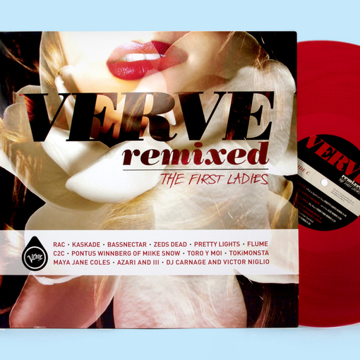 Verve Remixed  Packaging   See More →