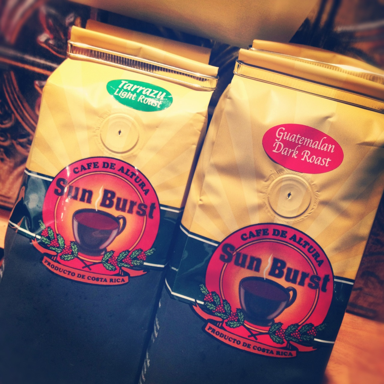 The best coffee ever.