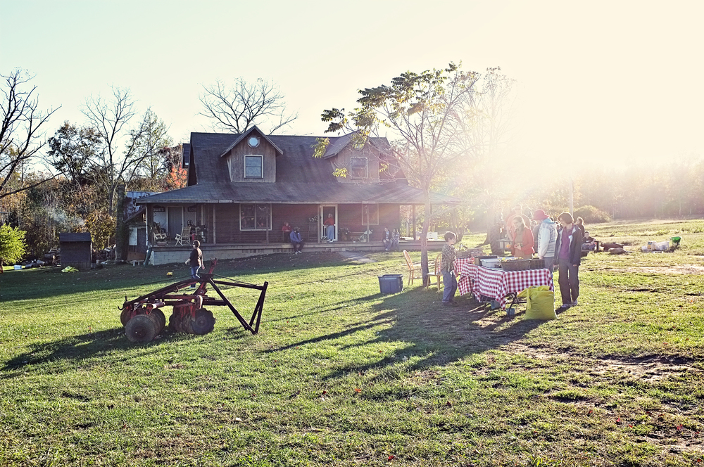 Another photo of the farm from the Colvin's shareholder day.
