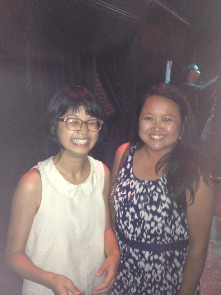 Charlyne Yi (July 2013)