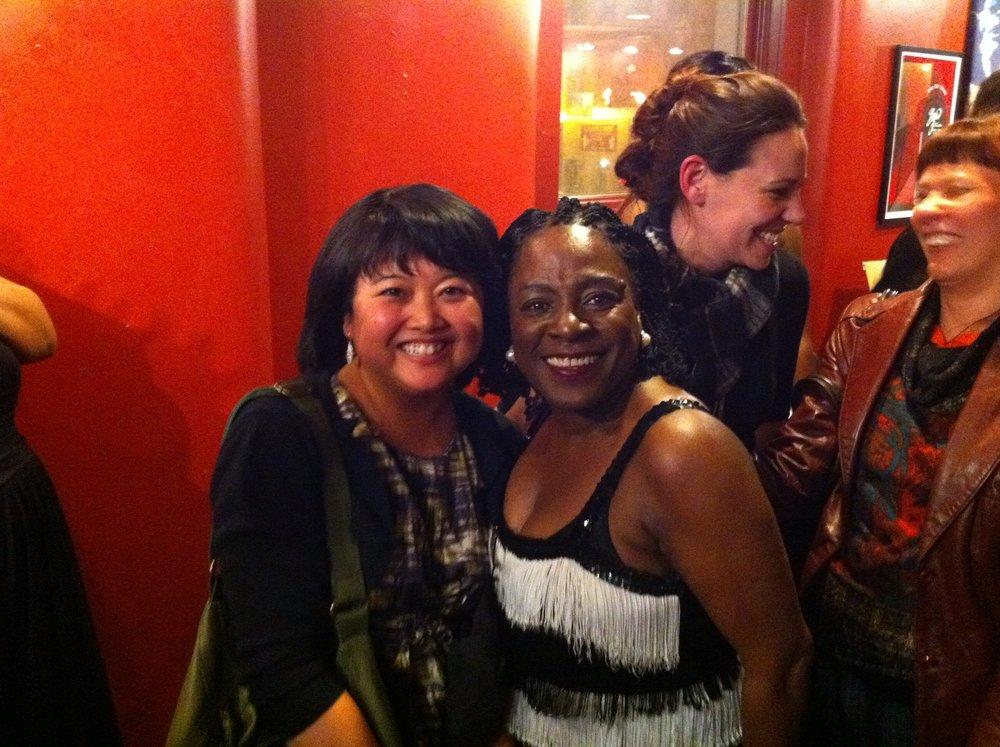 Sharon Jones (March 2011)