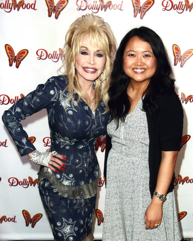 Dolly Parton (May 2013)