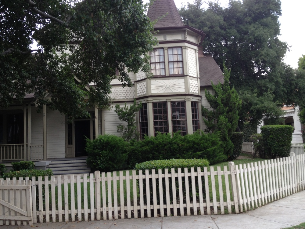 "The ""Growing Pains"" house."