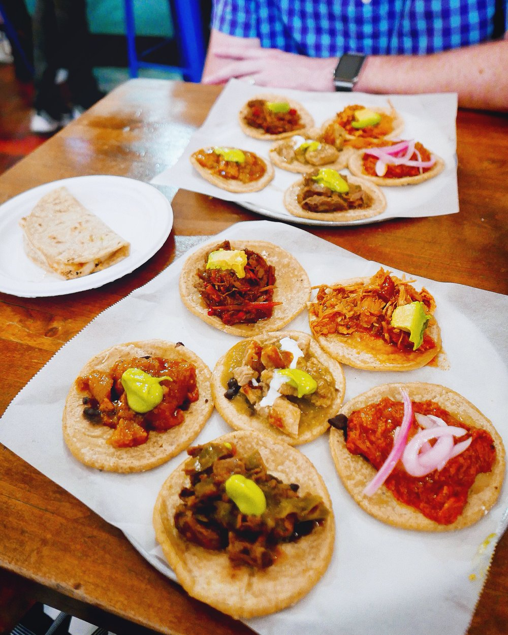 Simple, homestyle flavors at Guisados - At Guisados, it's all about