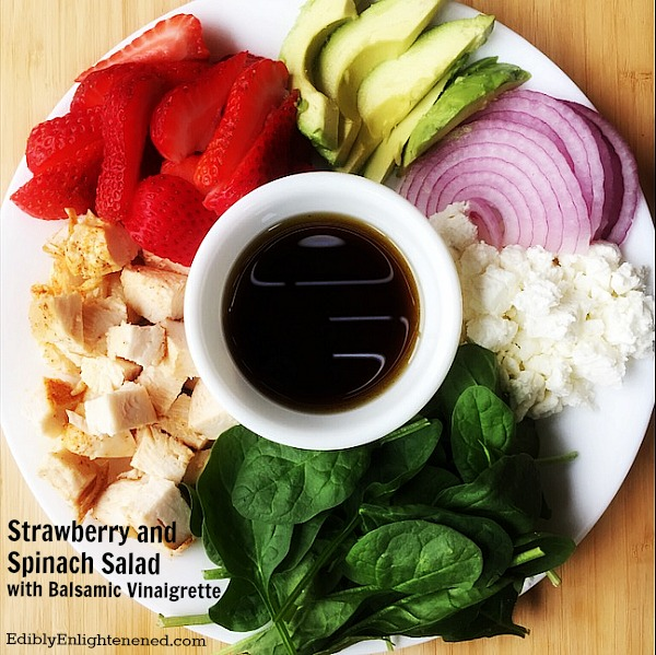 strawberry-spinach-salad-balsamic vinaigrette-1
