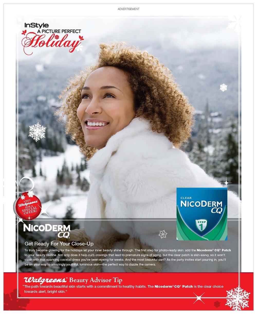 Walgreens: Nicoderm
