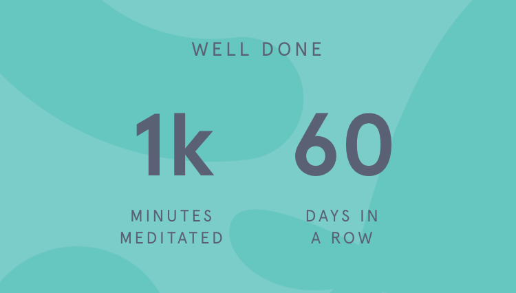 In celebration of my 2-month meditation anniversary, I decided to start writing about meditation. This is the first installment of that decision.