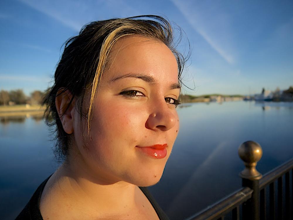 Melissa's Portrait